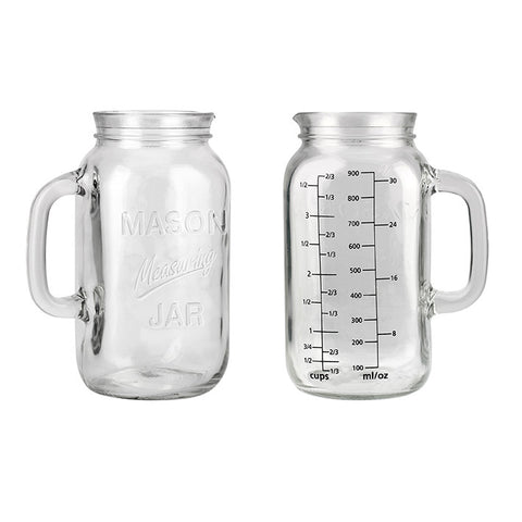 Mason Measuring Jar