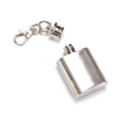 Mini Flask Keychain