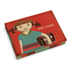 Tin Pocket Box (Nut Case)