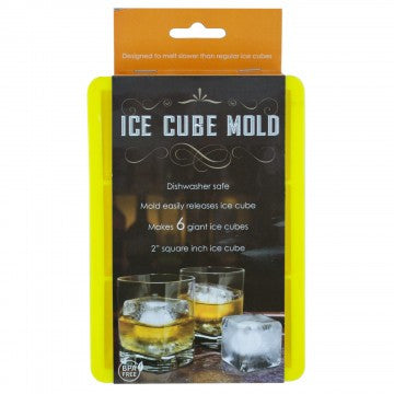 Large Silicone Ice Cube Mold