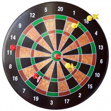 Magnetic Dartboard Game