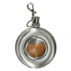 Porthole Stainless Steel Flask