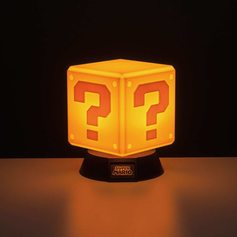 Question Block 3D Light