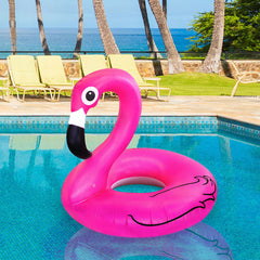 Giant Pool Float Pink Flamingo