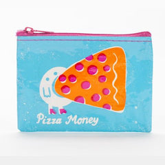 Coin Purse Pizza Money