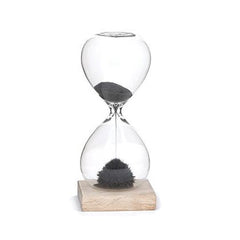 Hourglass Magnetic Sand