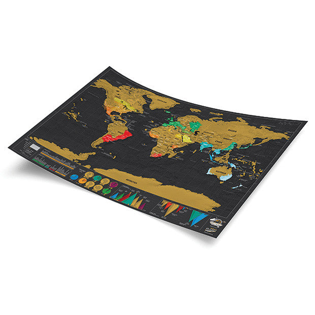 Scratch map travel edition deluxe edition quirks scratch map travel edition deluxe gumiabroncs Choice Image