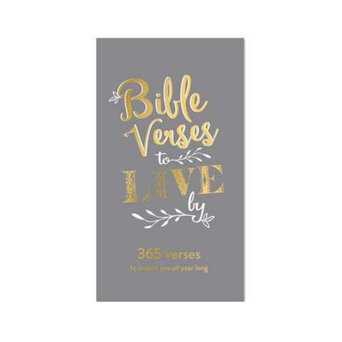 Daily Bible Verse Pad Gray