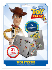 Toy Story Tech Sticker
