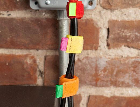 Cable Tie Multi Color Assorted