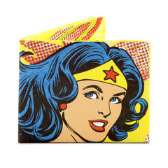 mighty wallets® (Wonder Woman Vintage)