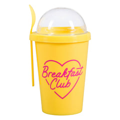 Breakfast Club Breakfast Cup