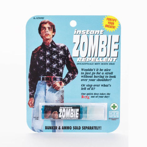 Breath Spray Instant Zombie Repellant