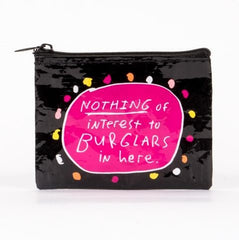 Coin Purse Burglars