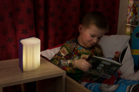 Bright Book Lamp