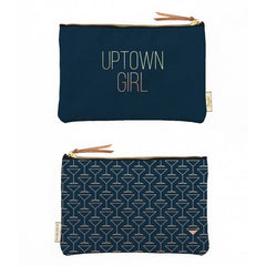 Cosmetic Bag (Uptown Girl)