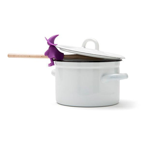 Witch Agatha Spoon Holder
