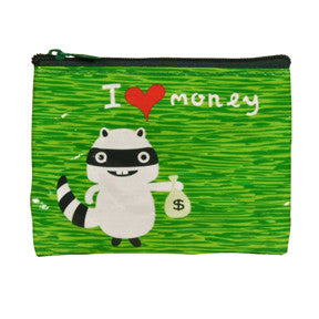 Coin Purse (I Heart Money)
