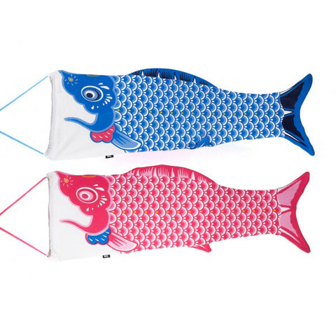 Koinobori Travel Laundry Bag