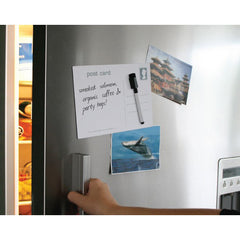 Postcard Magnetic Memo Board