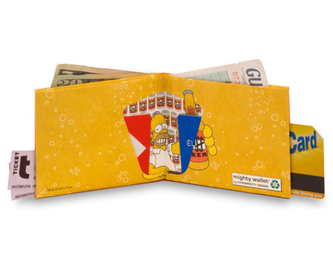 Mighty Wallet (Simpsons Duff)