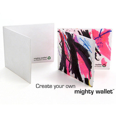 Mighty Wallet (The Blank)