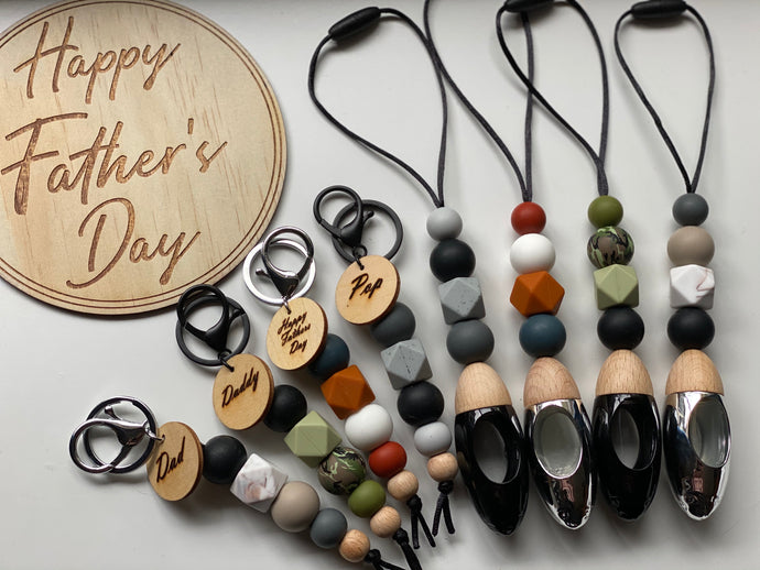 Fathers Day Keychain & Diffuser