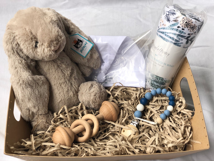 Medium Baby Hamper- Boy