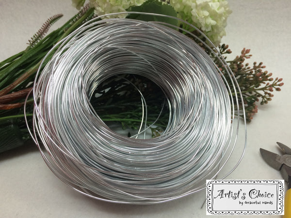 Artist's Choice Wholesale Aluminum Wire - 470 yards Free Shipping - 18 gauge (1mm) - 25 colors for choice