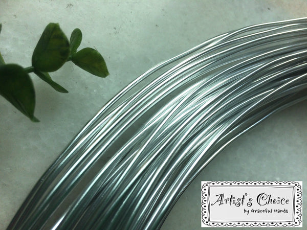 Artist's Choice Wholesale Aluminum Wire - 120 yards Free Shipping - 12 gauge (2mm) - 25 colors for choice