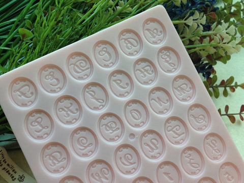 FREE SHIPPING - Padico Japan Alphabets and Numbers Clay Mold