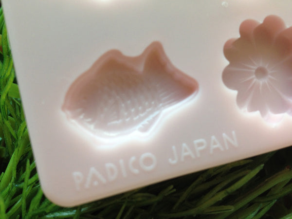 FREE SHIPPING - Padico Japanese Sweets Mold