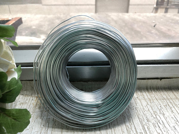 0.5 kg Artist's Choice Wholesale Aluminum Wire - 109 yards Free Shipping - 15 gauge (1.5mm) - 25 colors for choice