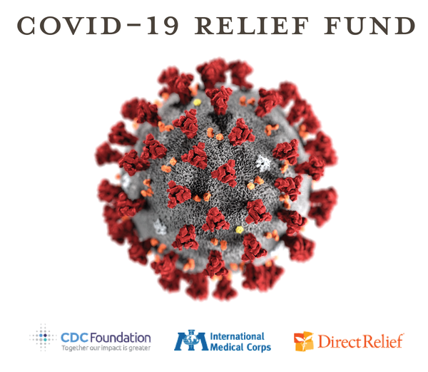 Donate to COVID-19 Relief Fund