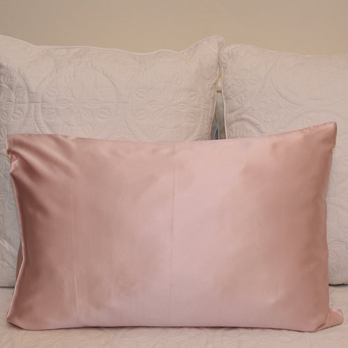 Blush - Mulberry Silk Pillowcases