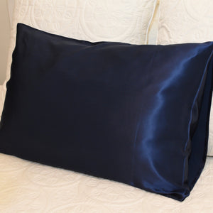 Deep Sea Mulberry Silk Pillowcases