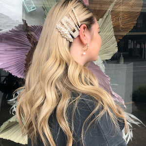Jazz Hair Clips
