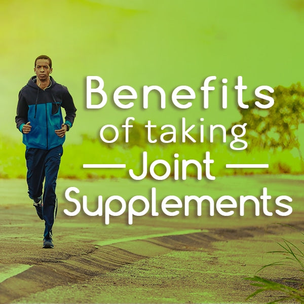 Benefits of Taking Joint Supplements