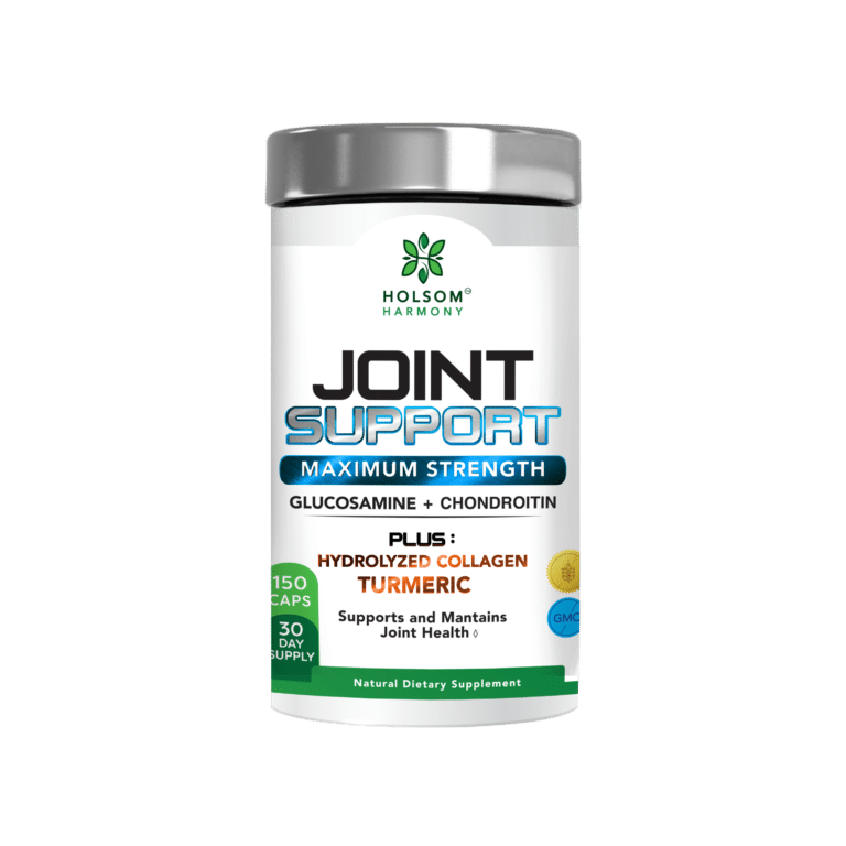Maximum Strength Joint Support