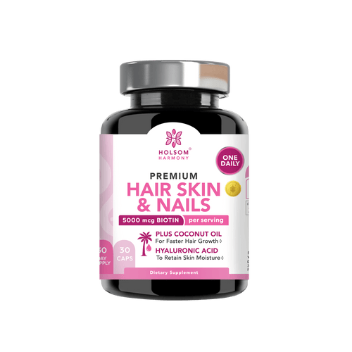 Premium Hair, Skin and Nails