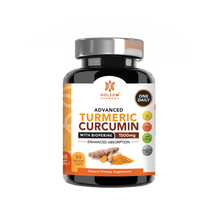 Load image into Gallery viewer, Turmeric Curcumin with Bioperine