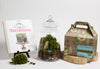 Deluxe Terrarium Kit Bundle with Figure Choice