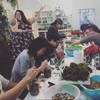 Terrarium-Making Party for Ten! (Children & Adults Welcome)
