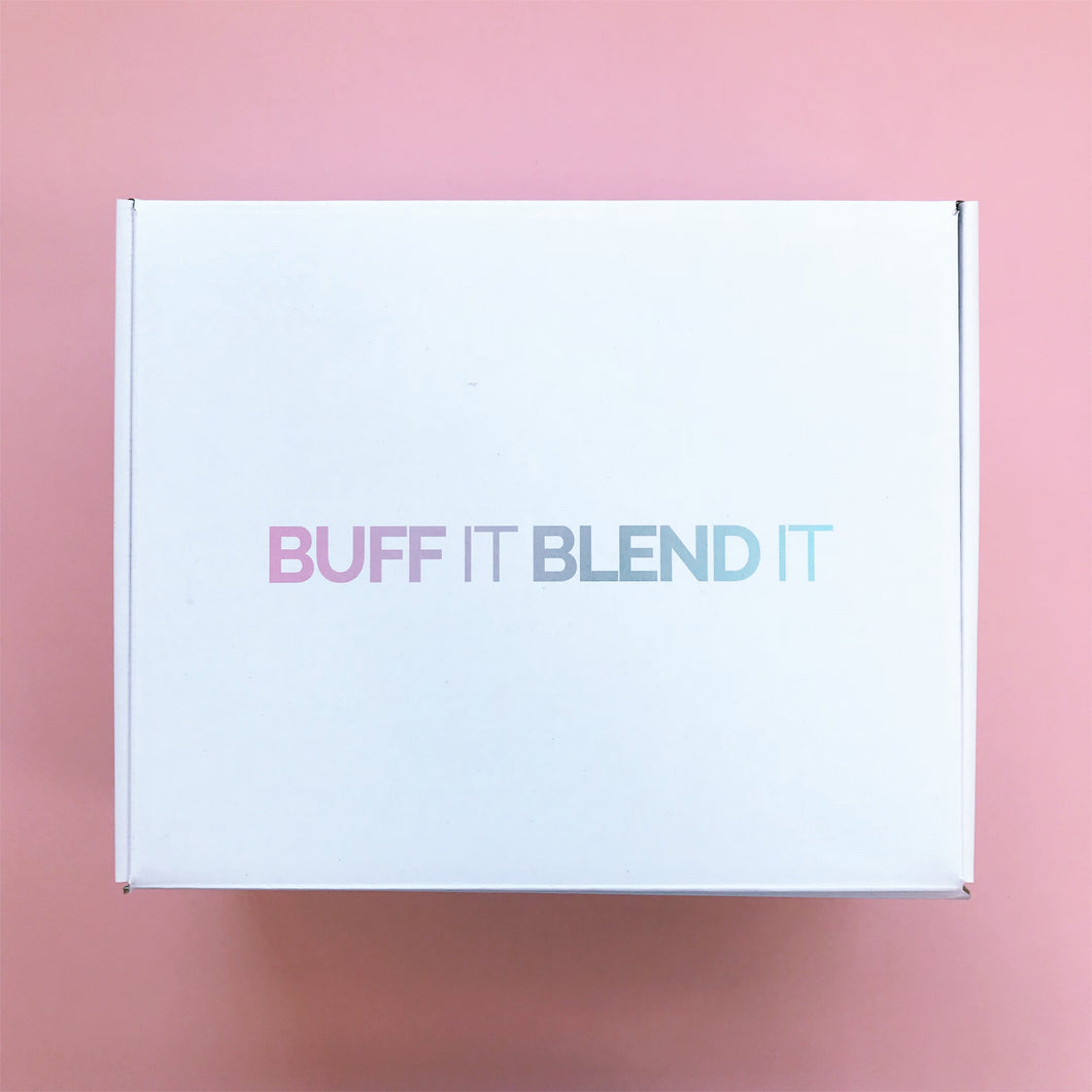 Buff it Blend it Box