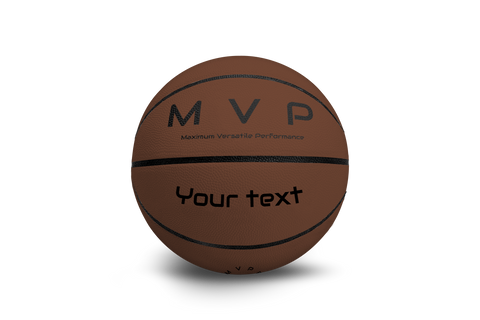 Microfiber Indoor MVP Custom Ball