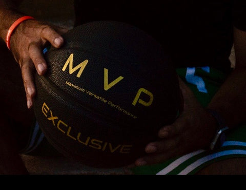 """Midnight Black"" MVP Ball"