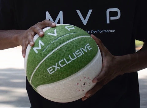 """Spearmint Smooth""  MVP Ball"