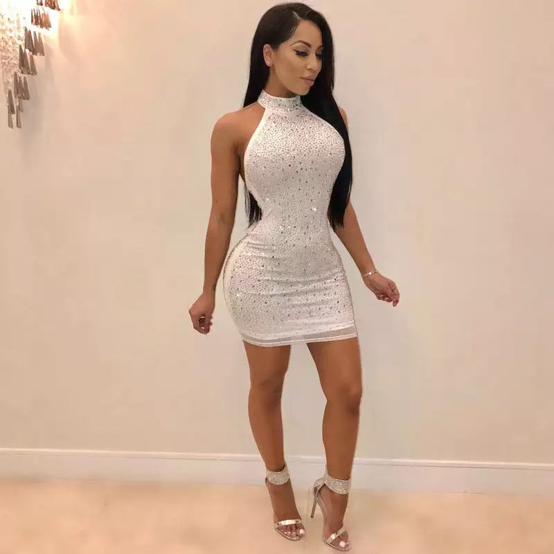 sexy off shoulder bodycon dress