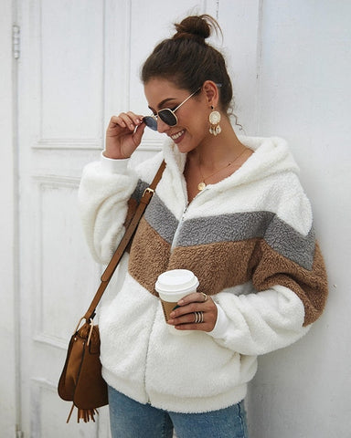 Winter Plush Jacket