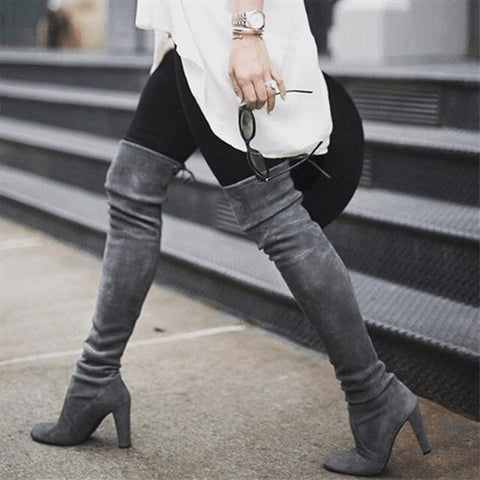 Sexy Winter Fashion Boots